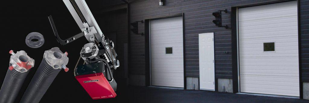 Commercial Garage Door Installation Cambridge